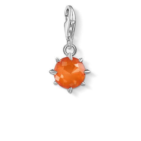 CHARM CLUB - January Red Agate