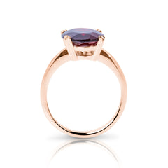 Limited Edition Garnet Ring