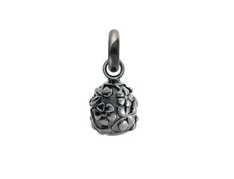 Ole Lynggaard Charm Flower Sweet Drop - Sterling Silver