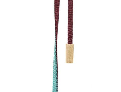 Ole Lynggaard Stretch Design Red/Ice Blue string
