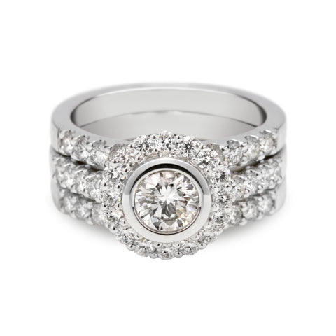 Lisa - Bespoke Engagement Ring
