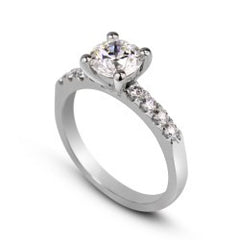 Bec - Bespoke Engagement Ring