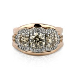Esther - Bespoke Engagement Ring