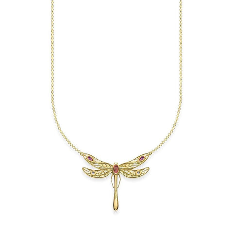 NECKLACE DRAGONFLY LARGE