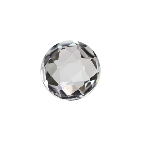 Birthstones April - White Topaz