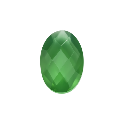 Birthstones May - Green Onyx