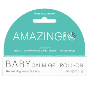 Magnesium Baby Calm Gel Roll-On 20ml