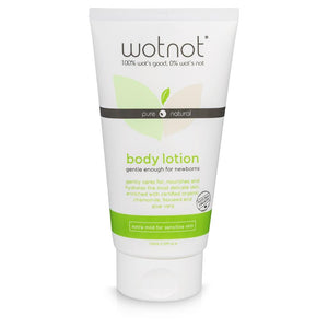 WOTNOT Body Lotion  Gentle Enough For Newborns 150ml