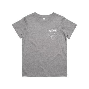 Wave logo t-shirt