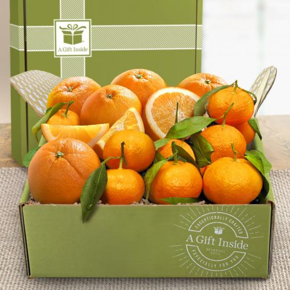 Oranges and Mandarins Gift - CFG1034