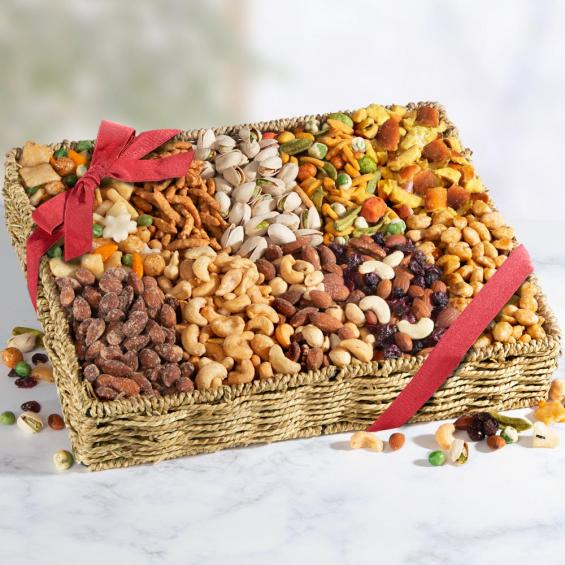 Best Savory Snacks Gift Basket - CFG4006