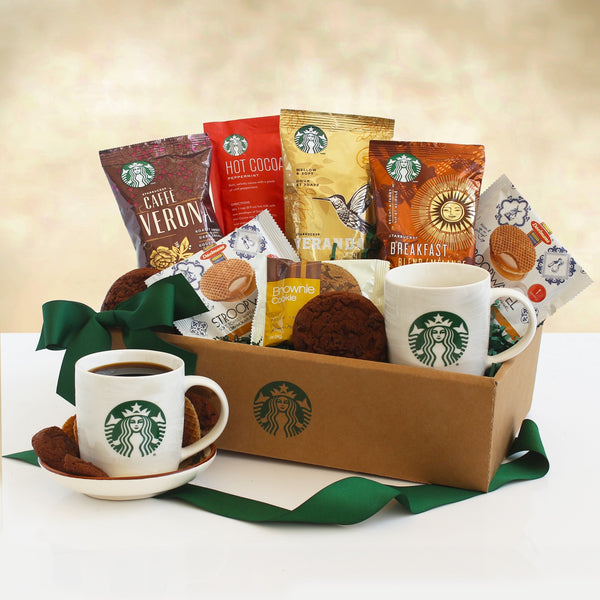 Classic Gift of Starbucks Cocoa and Coffee - CFCD7226_20N