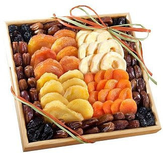 A Mosaic of Delightful Dried Fruit