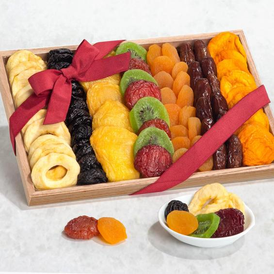 Dried Fruit Gift Tray - CFG8028 - 20A