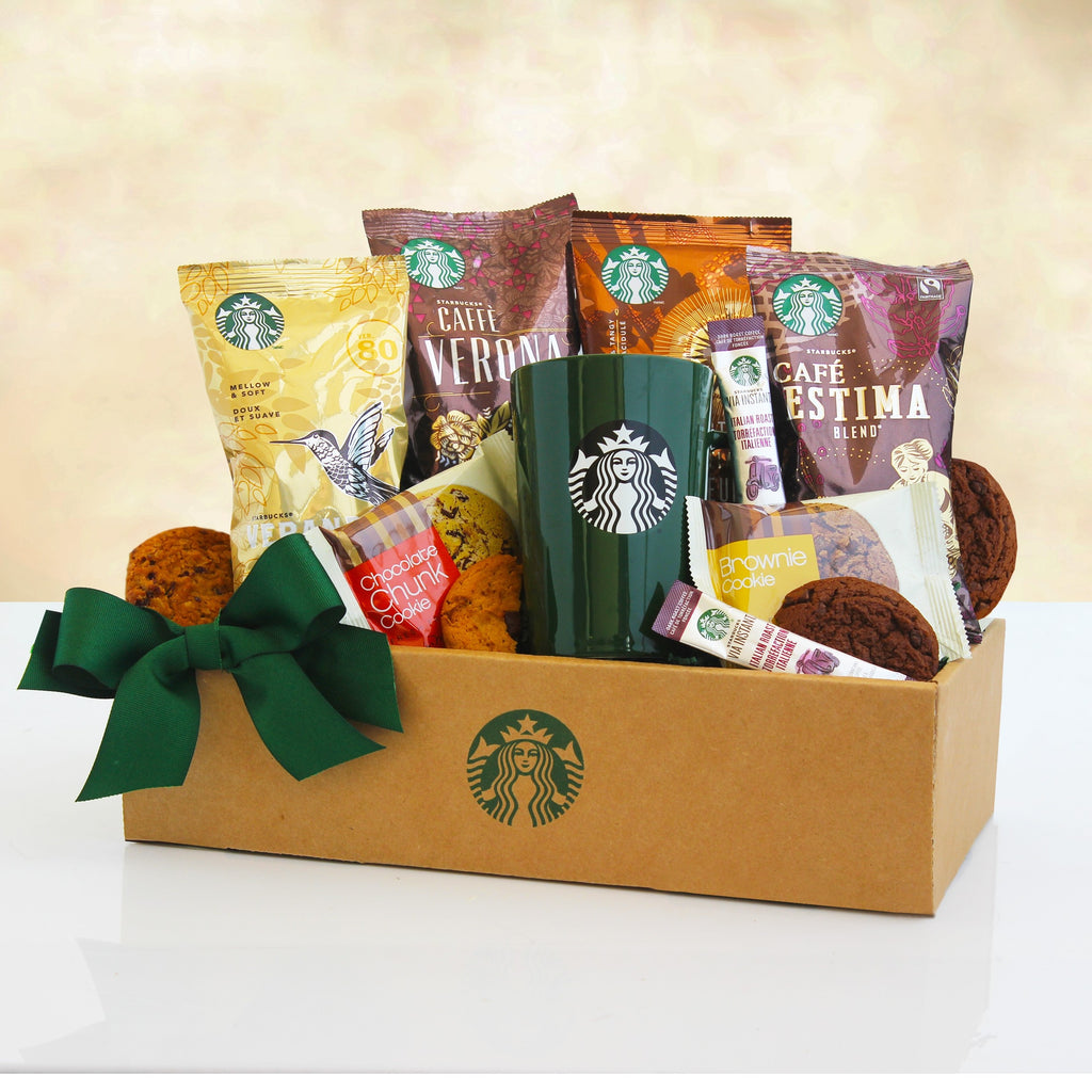 Good Morning Starbucks Gift Box - CFCD9966_20N