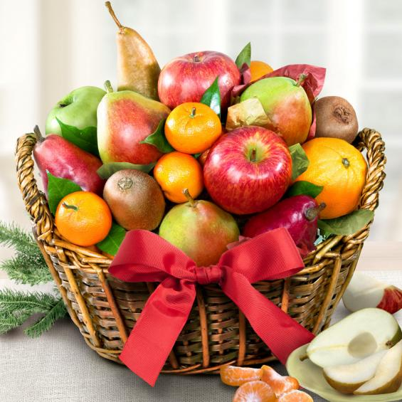 California Fruit Gift Basket - CFG4000_21A