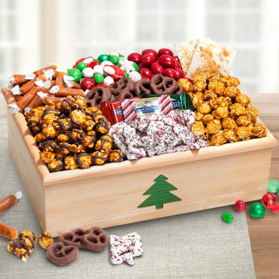 Sweet and Crunchy Christmas Snacks - CFG1080_20N