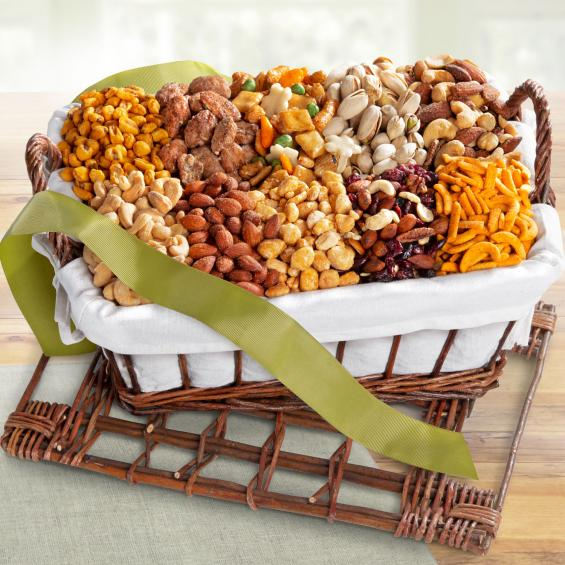 Sweet and Savory Snack Basket - CFG3012_21A