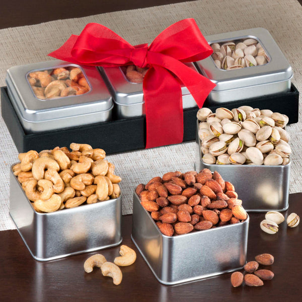 Nut Favorites Tin Trio - CFH1003_2018