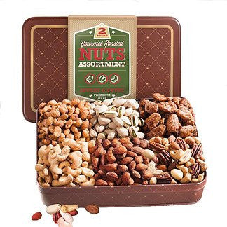 Assortment of Premium Nuts