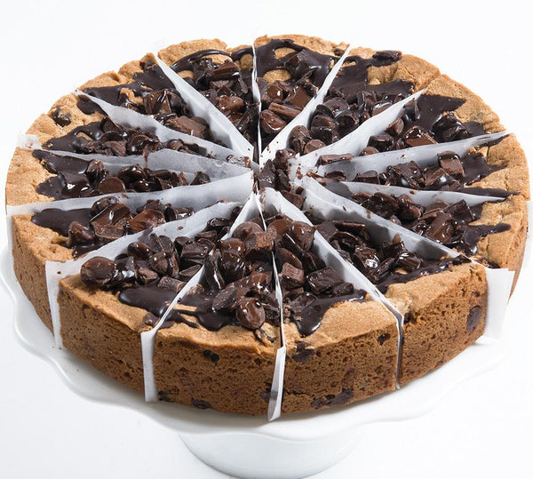 Deep Dish Chocolate Chip Cookie Cake - CFD257