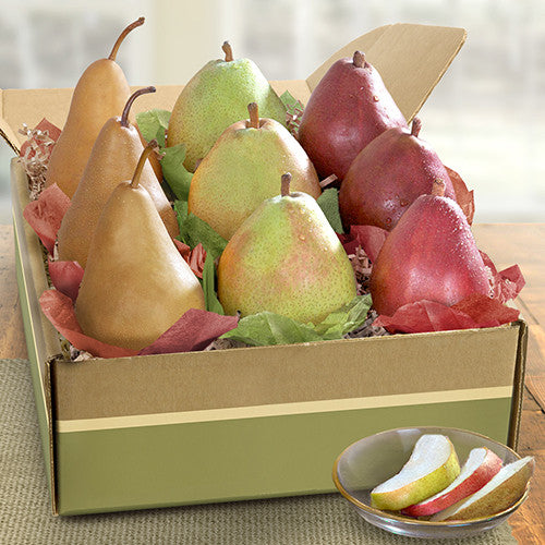 Pears to Compare - Deluxe Gift Box - CFG1001_20A