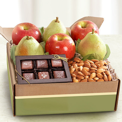 Sweet and Crunchy Fruit Gift - CFG1005
