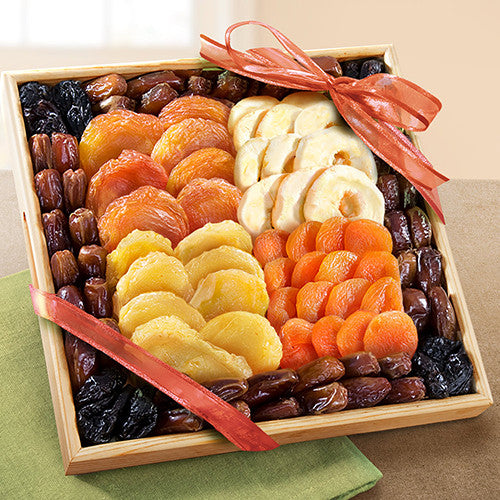 Mosaic Dried Fruit Tray - CFG8016