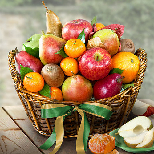 Organic Cali-Fresh Fruit Basket - OFG4000