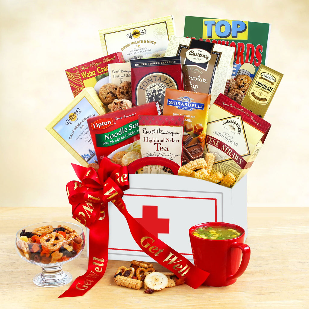 Get Well Gift Basket - CFG4030