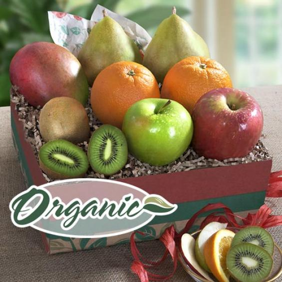 Organic Fruit Gift Collection OFG1002