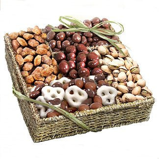 Organic Nuts and Crunch Basket