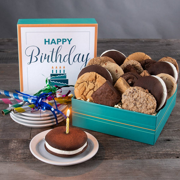 Birthday Box of Cookies - CFGGB6540_21A