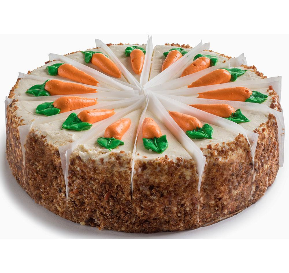 Decadent Carrot Layer Cake - CFD633