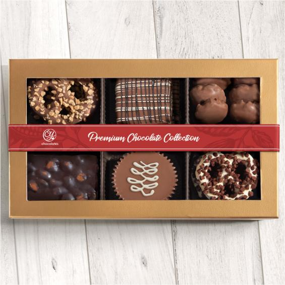 Chocolate Sampler Box - CFCY1000_20N