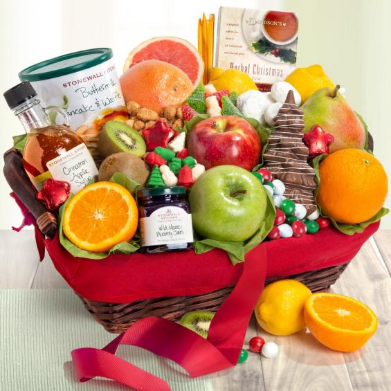 Christmas Brunch Basket - CFH5010X