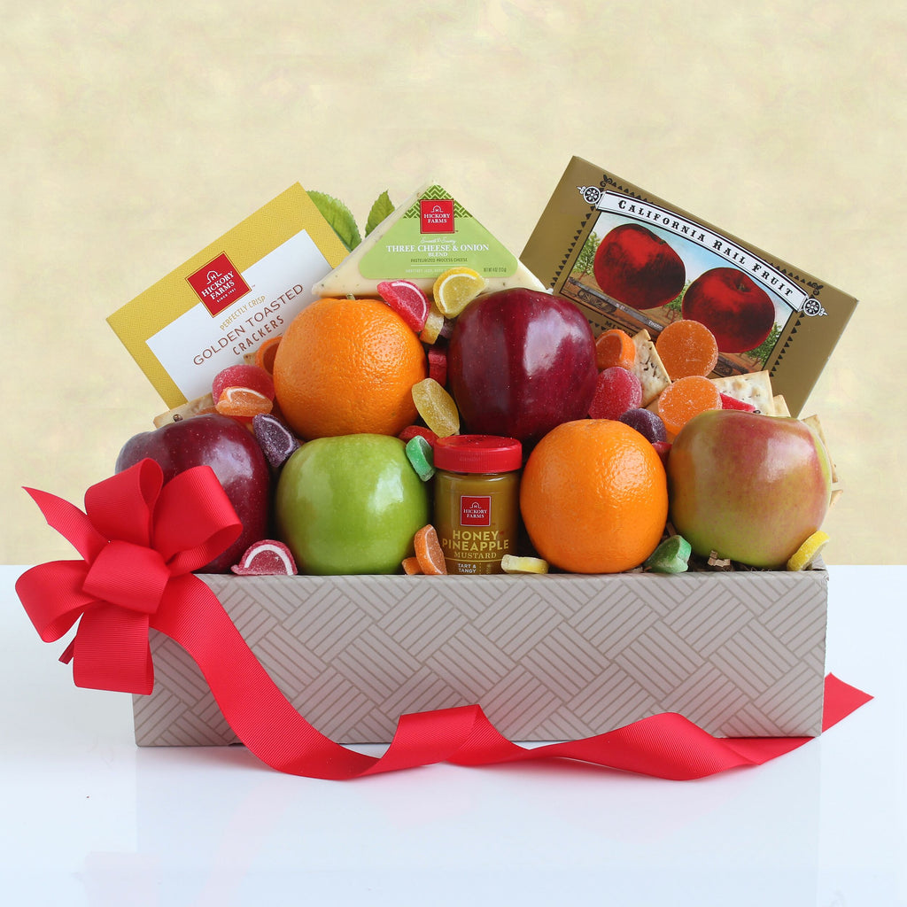 California Cheese and Fruit Box - CFG7162