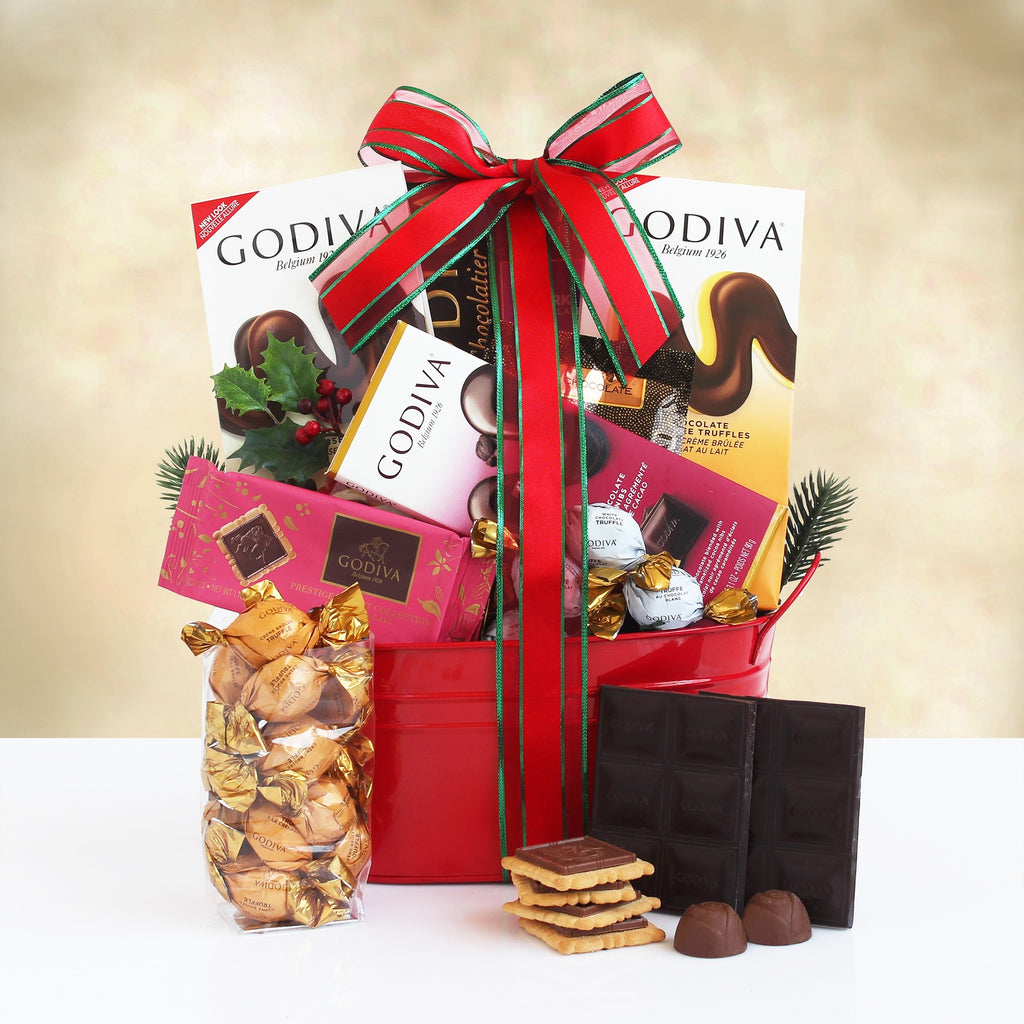 Godiva Chocolate Holiday - CFCD5295_20N