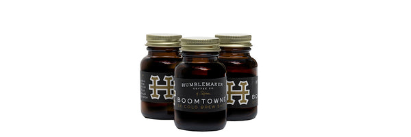 Humblemaker Coffee Co. Launches Cold Brew Shot
