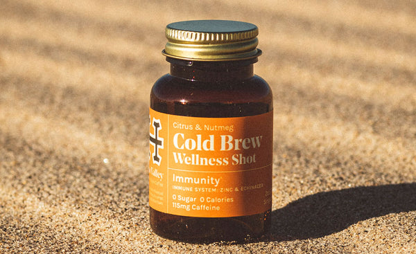 New Ojai Valley Cold Brew Gets Notice