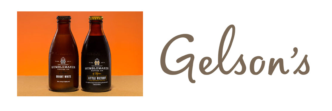Launches Organic Cold Brew Coffee at Gelson's Markets