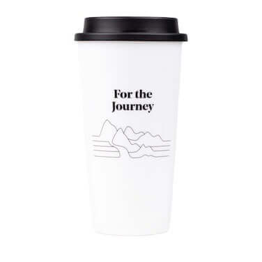 For the Journey Tumbler