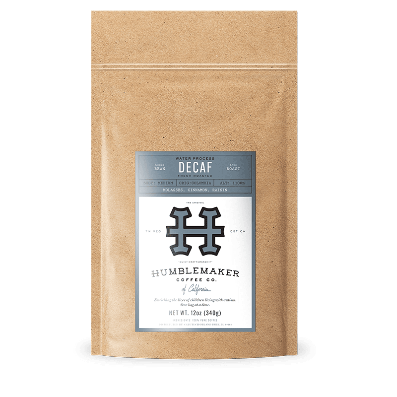 Water Process - Colombian Decaf (12 oz)