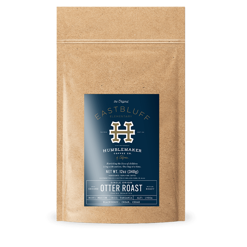 East Bluff School - Otter Roast (12 oz)