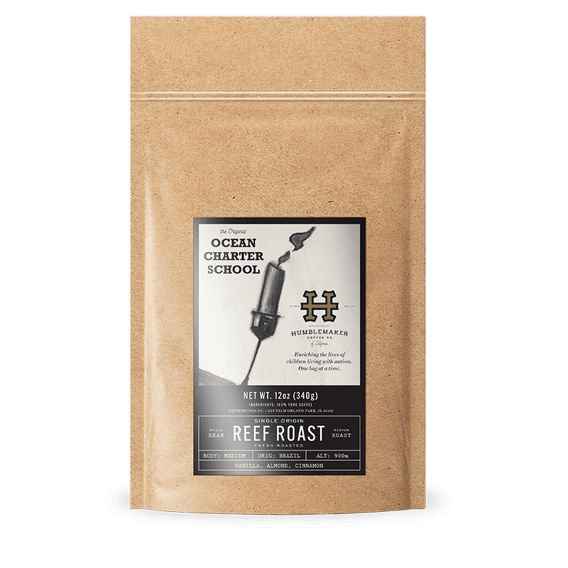 Ocean Charter School - Reef Roast (12 oz)