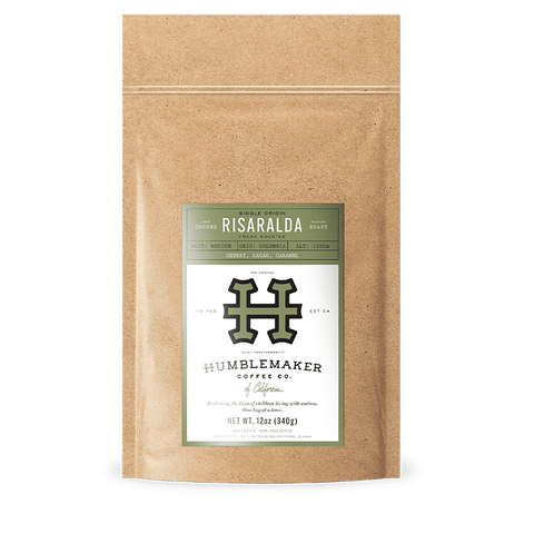 Risaralda - Colombia Single Origin (12 oz)