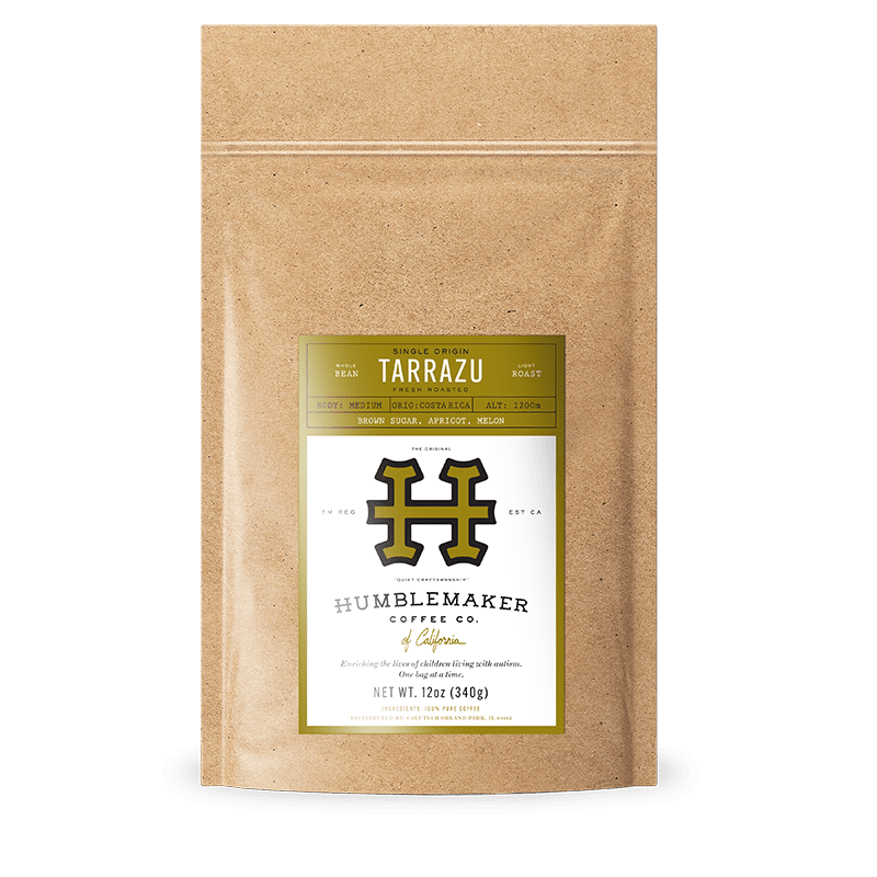 Tarrazu - Costa Rica Single Origin (12 oz)