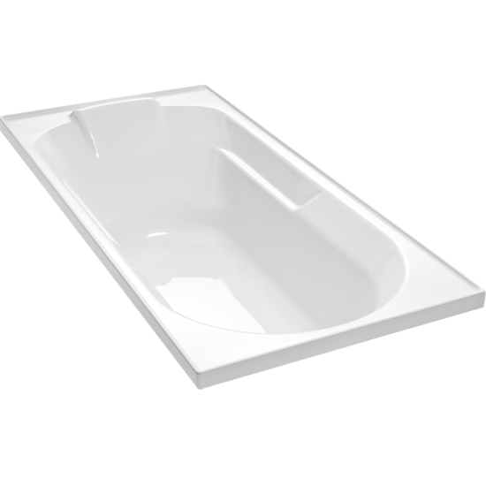 ENGLEFIELD Studio II Rectangular Bath 1800 - Bathroom Clearance