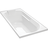 ENGLEFIELD SORRENTO Rectangular Bath 1670mm - Bathroom Clearance