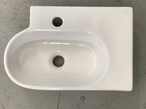 LEGEND LEFT HAND SMALL BASIN 320x470 - Bathroom Clearance